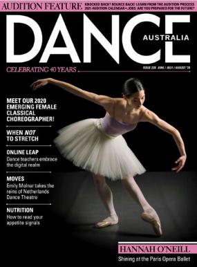 オーストラリアダンス