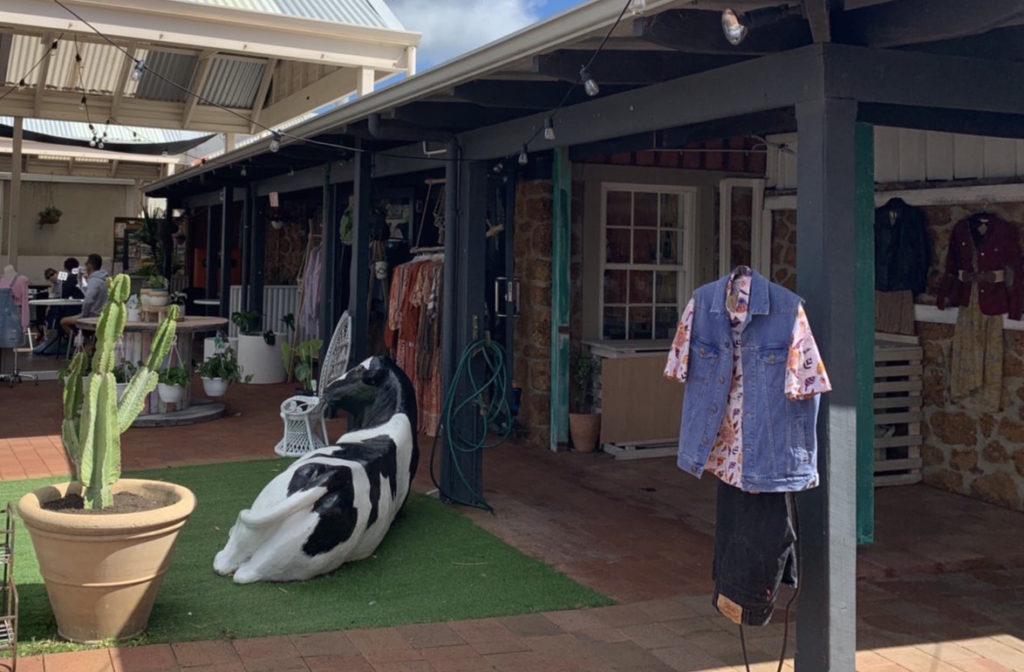 オーストラリアの古着屋、ビンテージショップ