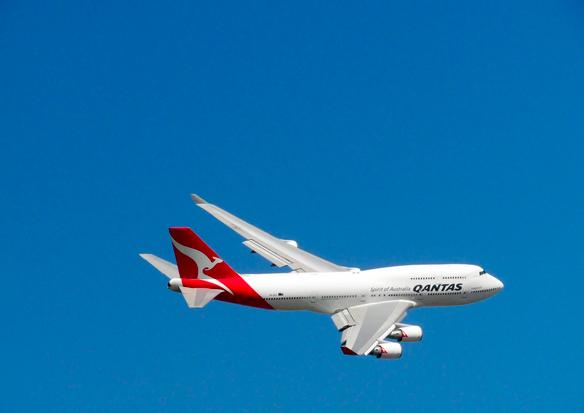 日本からオーストラリアへの直行便