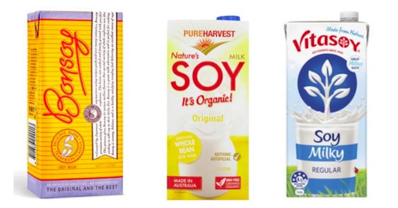 オーストラリアのビーガン:乳製品フリー植物性ミルクはどれを選べばいい?《バリスタ必見》ソイミルク