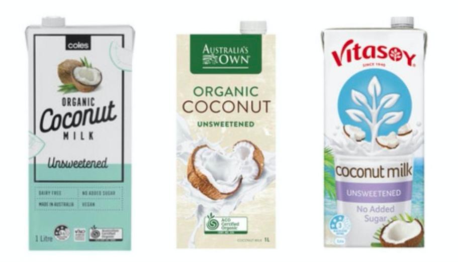 オーストラリアのビーガン:乳製品フリー植物性ミルクはどれを選べばいい?《バリスタ必見》 ココナッツミルク