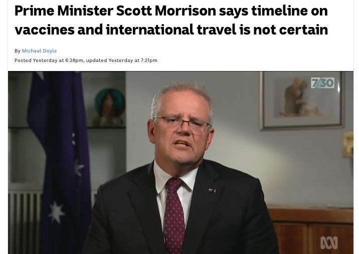 オーストラリアの開国は2022年半ば?!どうなる留学産業