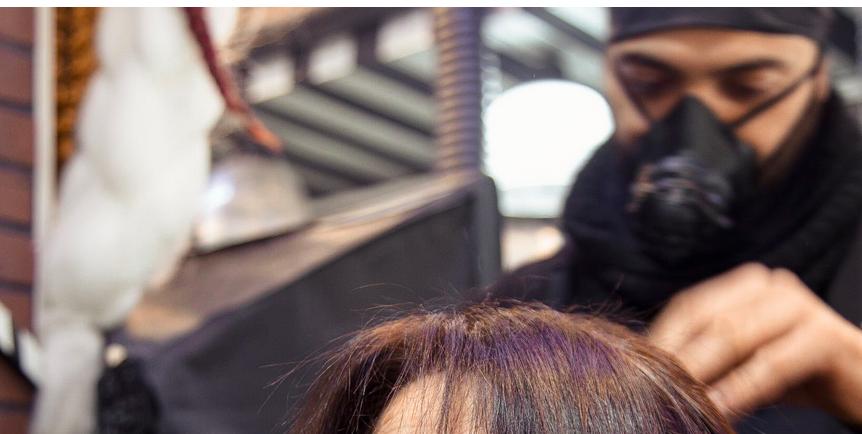 オーストラリアでアンモニアフリー・ビーガンのオーガニックヘアカラーで白髪染めをしてみたよ。