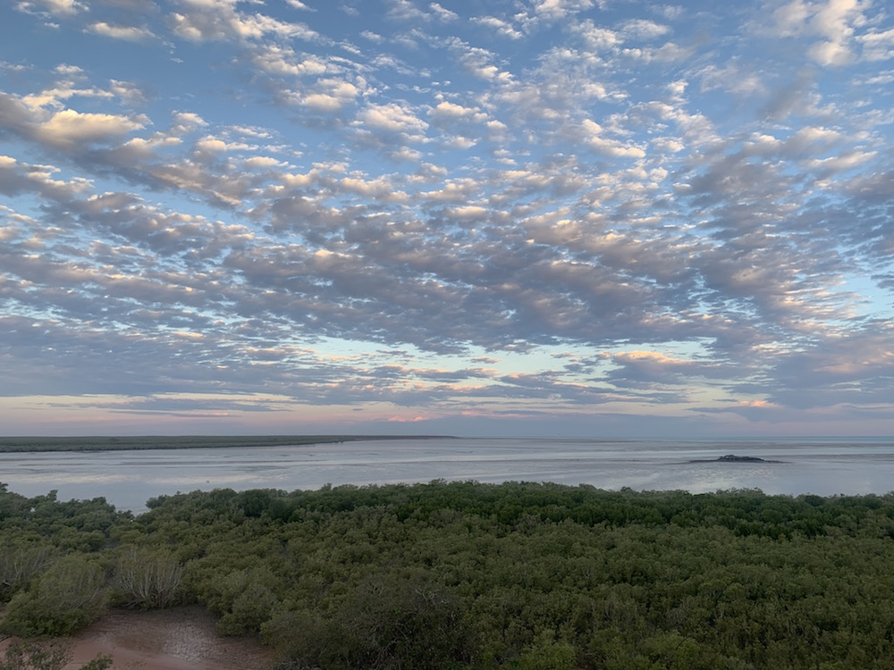 マングローブホテルからローバック湾を眺める。ブルーム「月への階段」を観に行く前にチェックすべき事!